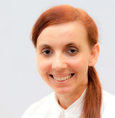 Edina Mehmedovic, PTA in Ausbildung