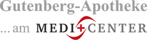 Gutenberg Apotheke am Medi-Center Logo